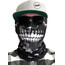 HAD Coolmax Sun Protection sjaal grijs/zwart